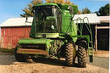 Buy 1999 John Deere 9610 Combine