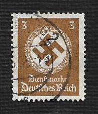 Buy German Hinged Scott #O80 Catalog Value $1.10