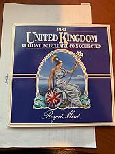 Buy United Kingdom Mint coins set 1984