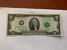 Buy United States Jefferson $2 uncirc. banknote 1976 #8
