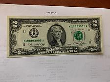 Buy United States Jefferson $2 uncirc. banknote 1976 #10