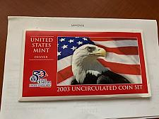 Buy United States Mint set coins 2003 #1
