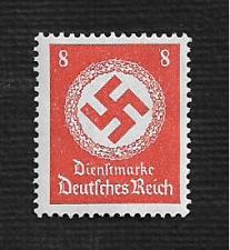 Buy Germany Hinged Scott #O84 Catalog Value $1.75