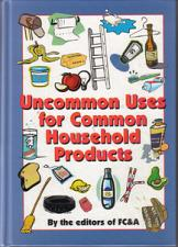 Buy Uncommon Uses for Common Household Products :: 2001 HB :: FREE Shipping