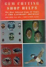 Buy GEM CUTTING SHOP HELPS :: 1974 Book :: FREE Shipping