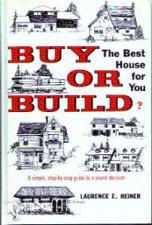 Buy BUY OR BUILD ? :: The Best House for You :: 1973 HB :: FREE Shipping
