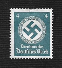 Buy Germany Hinged Scott #O93 Catalog Value $.25