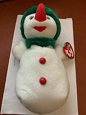 Buy Snowman Christmas Ty Plush Toy Stuffed Animal