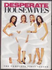 Buy Desperate Housewives - Complete 1st Season DVD 2005, 6-Disc Set - Very Good