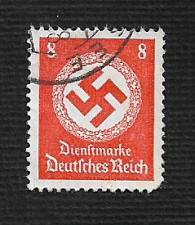 Buy German Used #O96 Catalog Value $1.15