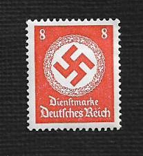 Buy Germany Hinged Scott #O96 Catalog Value $.25