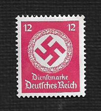 Buy German MNH #O98 Catalog Value $6.04