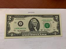 Buy United States Jefferson $2 uncirc. banknote 2003 #14