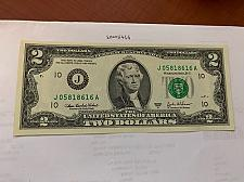 Buy United States Jefferson $2 uncirc. banknote 2003 #15