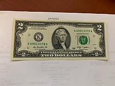 Buy United States Jefferson $2 uncirc. banknote 2009 #5