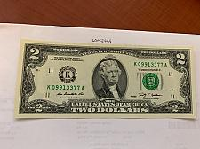 Buy United States Jefferson $2 uncirc. banknote 2009 #6