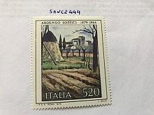 Buy Italy Art Ardengo Soffici Painting 1979 mnh stamps