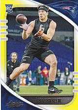 Buy Dalton Keene #122 - Patriots 2020 Panini Yellow Rookie Football Trading Card