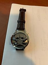 Buy Cool Skull wristwatch new FREE SHIPPING