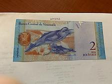 Buy Venezuela 2 bolivares uncirc. banknote 2007