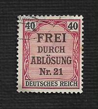 Buy German Used #OL7 Catalog Value $2.00