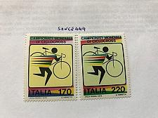 Buy Italy Cycling championship 1979 mnh stamps