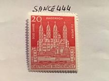 Buy Germany Speyer cathedral mnh 1961 stamps