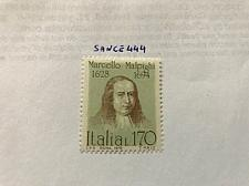 Buy Italy Famous Marcello Malpighi 1978 mnh stamps