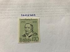 Buy Italy Famous Pio IX Mastai Ferretti 1978 mnh stamps
