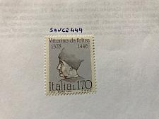 Buy Italy Famous Vittorino da Feltre 1978 mnh stamps