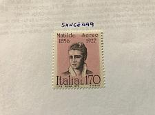 Buy Italy Famous Matilde Serao 1978 mnh stamps