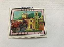 Buy Italy Tourism Gubbio 1978 mnh stamps
