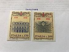 Buy Italy Teatro della Scala 1978 mnh stamps