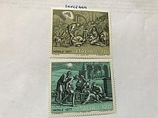 Buy Italy Christmas 1977 mnh stamps