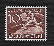 Buy Germany Hinged Scott #P2 Catalog Value $.60