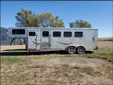 Buy 2003 CM Legacy 4 Horse Trailer