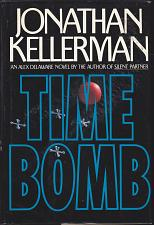 Buy Time Bomb (Alex Delaware) By Jonathan Kellerman 1990 Hardcover Book - Very Good