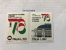 Buy Italy Philatelic Exhibition mnh 1976 stamps