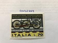 Buy Italy Railways congress mnh 1975 stamps