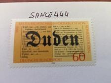 Buy Germany Konrad Duden mnh 1980 stamps