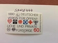 Buy Germany Service associations mnh 1980 stamps