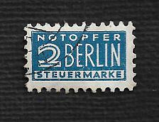 Buy German Used Scott #RA2 Catalog Value $.25