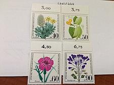 Buy Germany Flowers mnh 1980 stamps