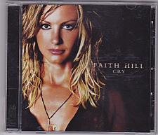 Buy Cry by Faith Hill CD 2002 - Good