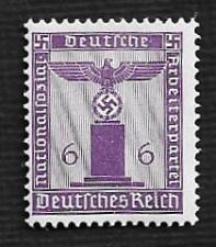 Buy Germany Hinged NG Scott #S16 Catalog Value $.25