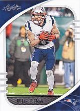 Buy Julian Edelman #68 - Patriots 2020 Panini Football Trading Card