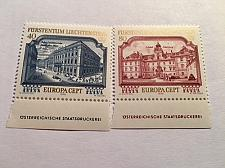 Buy Liechtenstein Europa 1978 mnh stamps