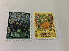 Buy Liechtenstein Europa 1981 mnh stamps
