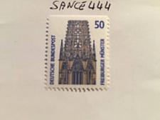 Buy Germany Sights 50p top imperf. mnh 1989 stamps