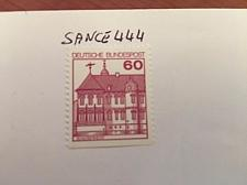 Buy Germany Castle 60p imperf. bottom mnh 1980 stamps